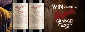 Wine Selectors – 2017 Long Weekend Grange – Win 2 bottles of Penfolds Grange valued at up to $1,298