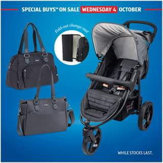 Aldi – Win this Baby Essentials Pack