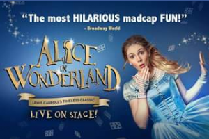 All about entertainment – Win Alice In Wonderland Double Passes