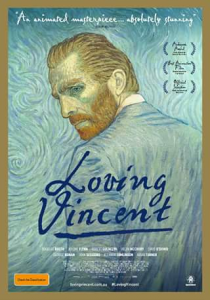 All about entertainment – Win Loving Vincent Double Passes