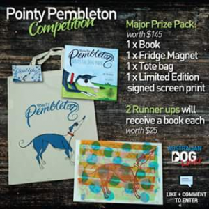 Australian Dog Lover – Win One of Three Prize Packs