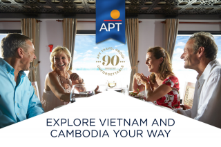 3AW – Win an 8 Day Luxury Mekong River Cruise