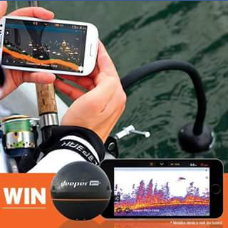 BCF – Win a Deeper Smart Fishfinder (prize valued at $449)