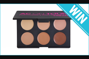 Beauty Heaven – Win 1 of 3 Australis Cosmetics Ac on Tour Cream Contouring and Highlight Kits