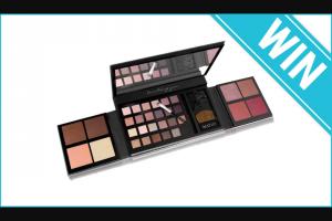 Beauty Heaven – Win 1 of 5 Natio Eyeshadow Blusher & Contour Palettes