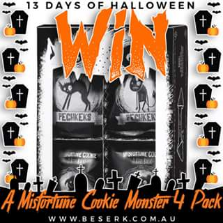 Beserk – Win a Pechkeks Misfortune Cookies Monster 4 Pack From Wwwbeserk &#128420