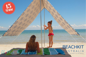 Better Homes & Gardens – Win One of Fifteen Beach Kits