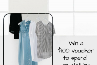 blossomandglow – Win a $100 Voucher to Spend on Gorgeous Clothing at Blossom and Glow (prize valued at $100)