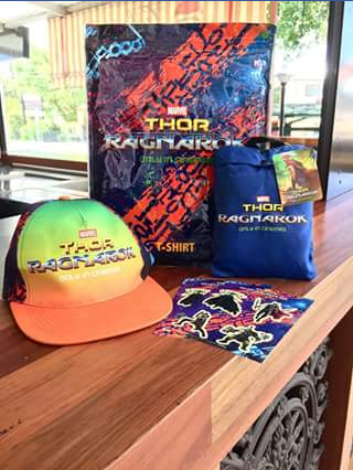 Blue Room cinebar – Win this Awesome Thor