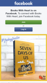Books With Heart – Win One of Two Copies of Seven Days of Us