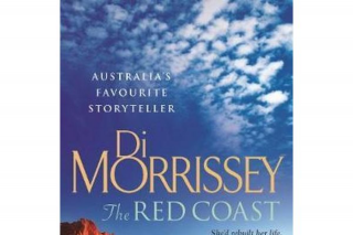 Booktopia pre-order The Red Coast – Win a Complete Signed DI Morrissey Pack