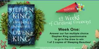 Booktopia – Win One of Two Copies of Stephen & Owen King's ' Sleeping Beauties'