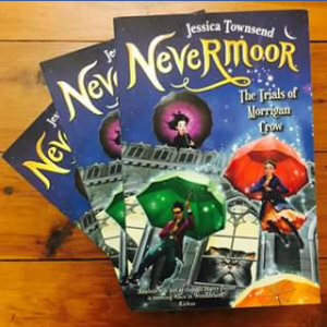 Booktopia – Win Three Signed Copies of Jessica Townsend's Nevermoor