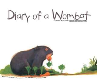 Bunbury Centre Point – Win Four Diary of a Wombat Tickets