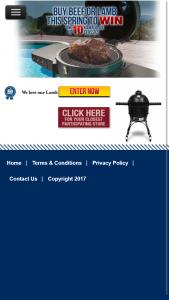 Spring Butchers – Win a Kamado Joe Classic Smoker Ovens Valued at $149900 (prize valued at $1,499)