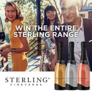 Cellarbrations – Win a Chance to Sample The Whole Sterling Range