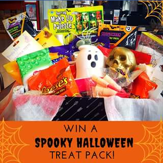 Central South Morang – Win a Spooky Treat Pack (prize valued at $100)