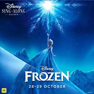 Chicks at the Flicks – Win a Family Pass to See Frozen at Event Cinemas this Weekend
