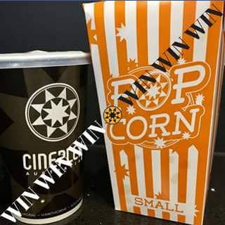 Cineplex Redbank Plaza – Win a Popcorn & Drink Combo