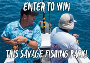 Creek to Coast – Win this Savage Gear Fishing Pack (prize valued at $259)