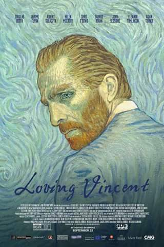 DB Publicity – Win One of Five Loving Vincent Double Passes Wa