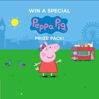 Dendy cinemas – Win a Pepper Pig Prize Pack