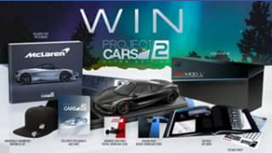 EB Games – Win 1 of 2 Project Cars Ultra Editions