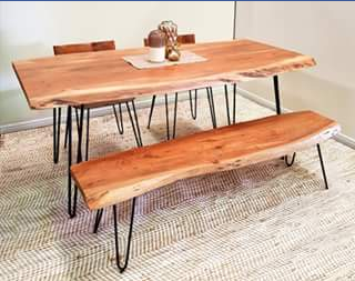 Eureka Street Furniture – Win a Siberia Table Bench Seat and Two Chairs