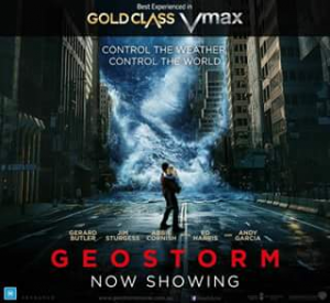 Event Cinemas Chermside – Win a Geostorm Pack Must Collect