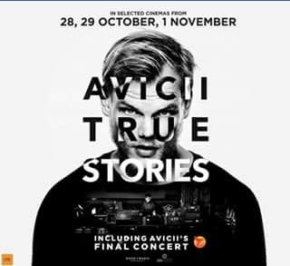 Event Cinemas Chermside – Win Avcii True Stories Double Passes