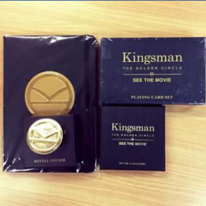 Event cinemas Indooroopilly – Win One of Two Kingsman Packs Must Collect