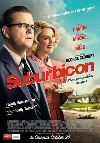 Event Cinemas Indooroopilly – Win Suburbicon Advanced Screening Double Passes