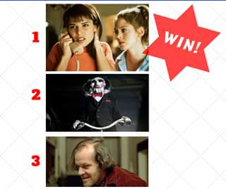 Event cinemas Pacific Fair – Win a Double Pass to this Weekend's Halloween Fest
