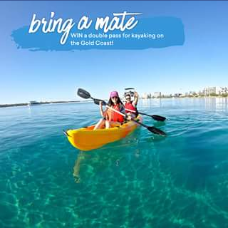 Experience Oz – Win a Double Pass to Seaway Kayaking Tour