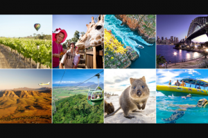 Experience Oz – Win a Trip (prize valued at $250)