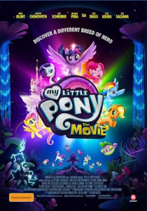 Families magazine Brisbane – Win Family Passes to My Little Pony The Movie