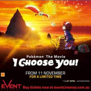 Families magazine Brisbane – Win One of Five Family Passes to Pokemon The Movie