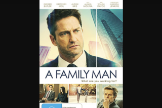femail – Win One of 6 X a Family Man DVDs