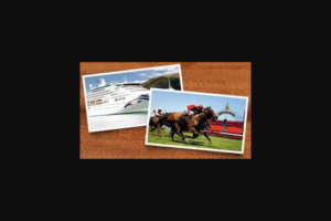 FiveAA – Win a Melbourne Cup 6 Night Cruise Package thanks to Phil Hoffmann Travel (prize valued at $4,500)