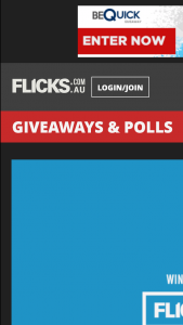 Flicks – Win 1/5 Copies Spiderman Homecoming on Blu-Ray