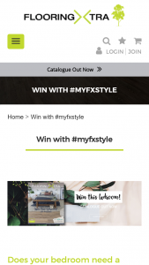 Flooring Xtra – Win The Accessories We Used to Style Our Front Cover (valued at Over $2500) Expertly Chosen By Our In-House Styling Team (prize valued at $2,500)