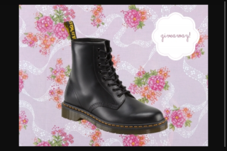 Frankie – Win 1/3 Pairs Doc Marten Boots