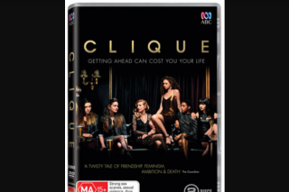 Girl – Win One of 5 X Clique DVDs