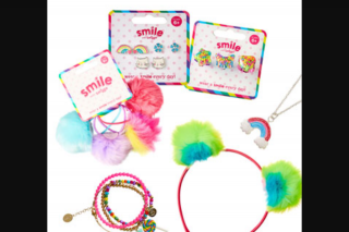 girl – Win Smiggle Jewellery Packs (prize valued at $65.7)