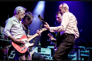 Gold 104.3 – Win Two (2) Best Available seating tickets to Status Quo's Last Night of the Electrics Tour at Hamer Hall, Melbourne