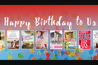 Hachette Books – Win Hip Hip Hooray It's Our Books With Heart Birthday Giveaway