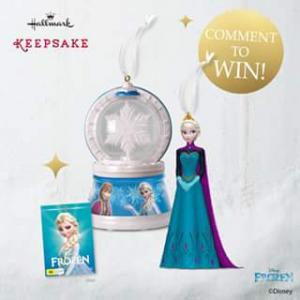 Hallmark Cards Australia – Win a Frozen Keepsake & DVD