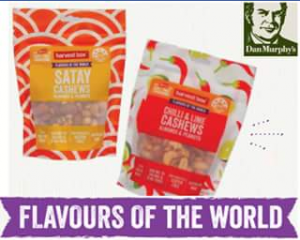 Harvest Box – Win a Mixed Box of Flavours of The World