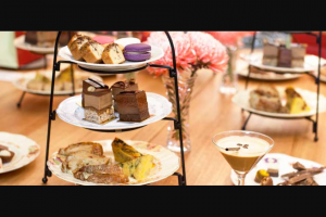 High Tea Society – Win Chocolate High Tea for Five at Ganache Choclate Melbourne