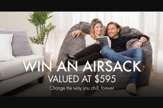 House of Home – Win an Airsack Valued at $595. (prize valued at $595)